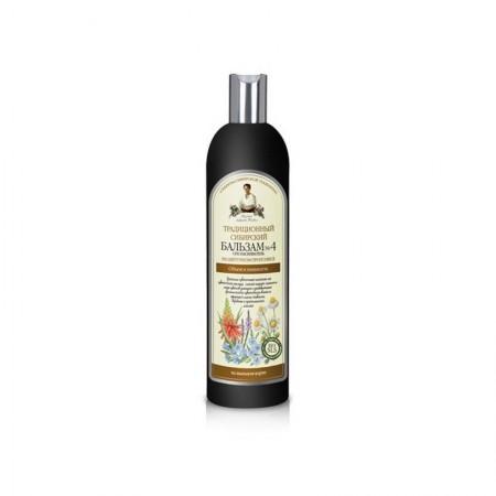Balsam Syberyjski do włosów puszystość i lekkość 600 ml