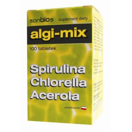 Algi - Mix 100 tab.