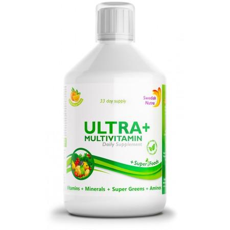 Multiwitamina dla dorosłych w płynie  500 ml