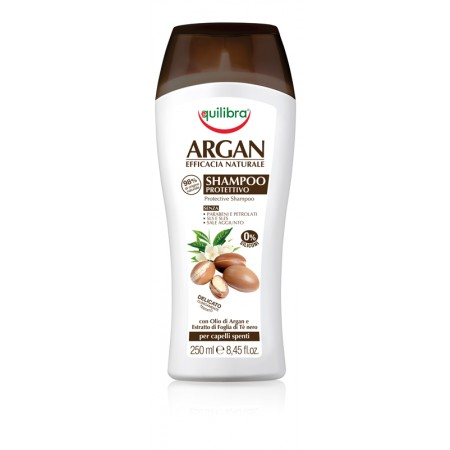 Arganowy szampon ochronny 250 ml