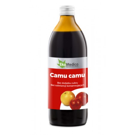 Sok Camu camu  500 ml 100%
