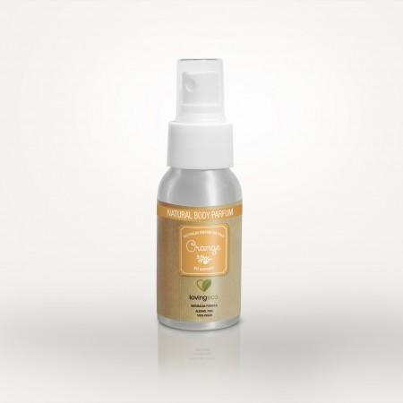 Naturalne perfumy do ciała Orange 50 ml
