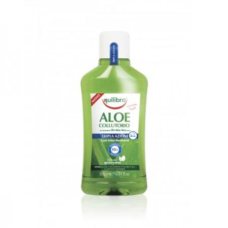 Aloesowy płyn do płukania jamy ustnej 500 ml