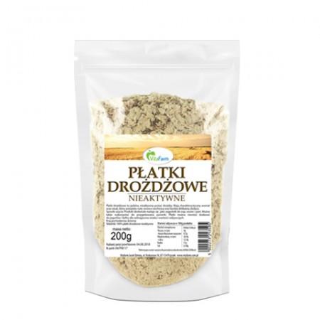 Płatki drożdżowe nieaktywne 200 g