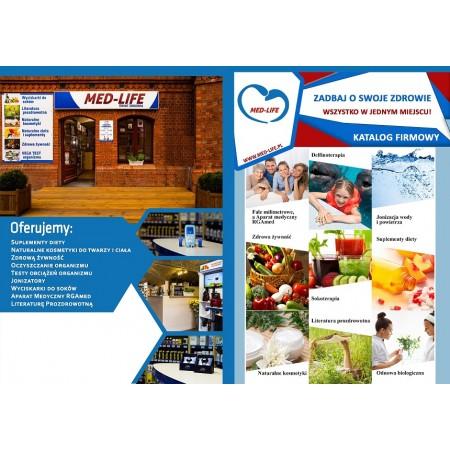 Katalog firmowy MED-LIFE