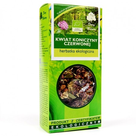 Czerwona koniczyna kwiat herbatka ziołowa 25 g