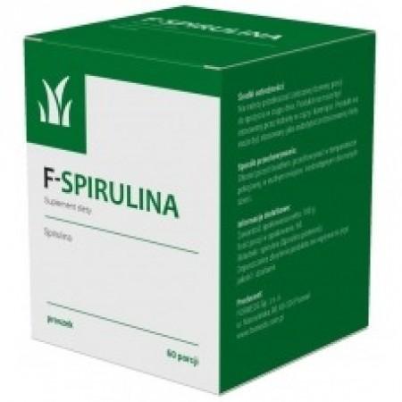 F-SPIRULINA 3000 mg proszek 60 porcji