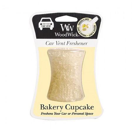 Zapach do auta eko Woodwick Bakery Cupcake
