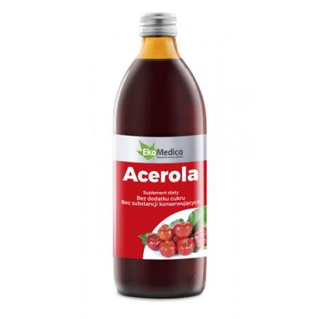 Sok Acerola 500 ml 100%