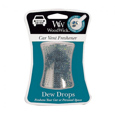 Zapach do auta eko Woodwick Dew Drops