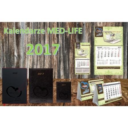 Kalendarze, druki, bloczki, notesy