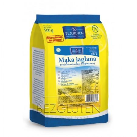 Mąka jaglana bezglutenowa 500 g
