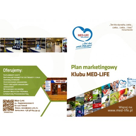 Katalog marketingowy Klubu MED-LIFE