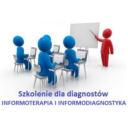 Szkolenie dla diagnostów INFORMOTERAPIA I INFORMODIAGNOSTYKA