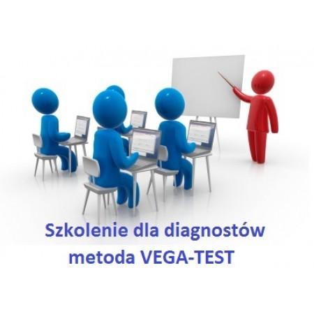 Szkolenie dla diagnostów metoda VEGA-TEST