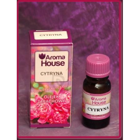 Olejek zapachowy cytrynowy 6 ml