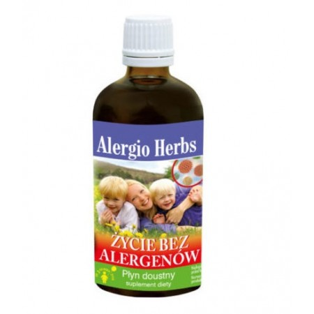 Alergio Herbs 100 ml
