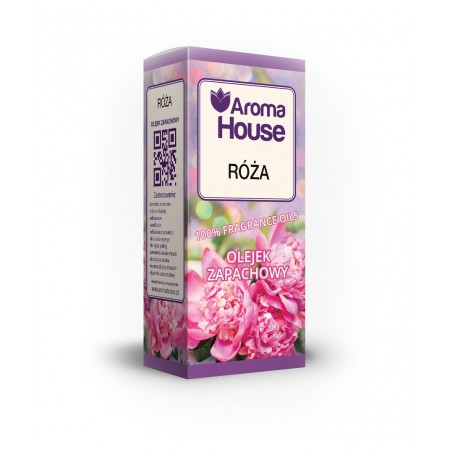 Olejek zapachowy róża 10 ml