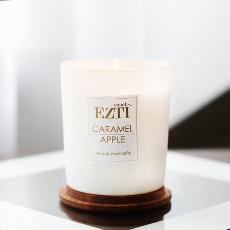 Świeca sojowa zapachowa EAT ME Carramel Apple