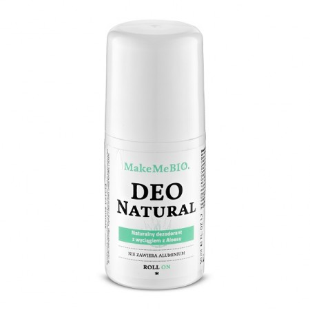 DEO Natural 50 ml