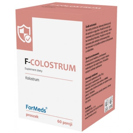 F - Colostrum 60 porcji