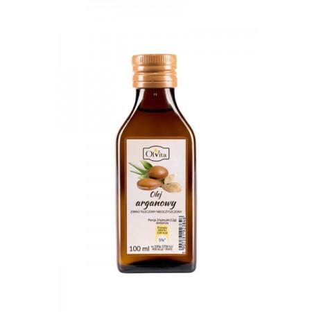 Olej arganowy zimno tłoczony 100 ml