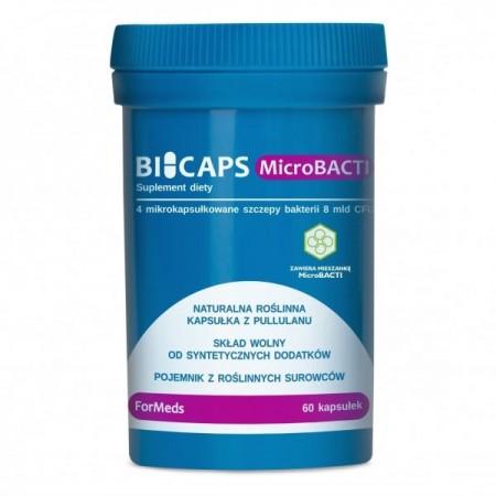 BICAPS MicroBACTI 60 kaps