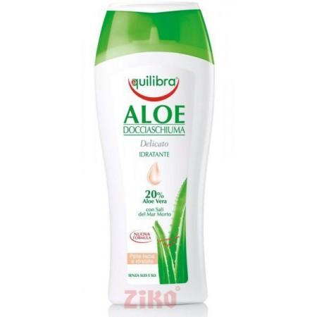 Aloesowy Krem-żel pod prysznic 250ml