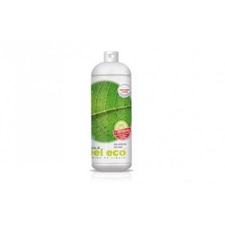 Płyn do mycia naczyń, owoców i warzyw 1 Litr o zapachu ogórka