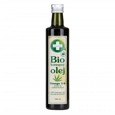 Olej konopny 500ml